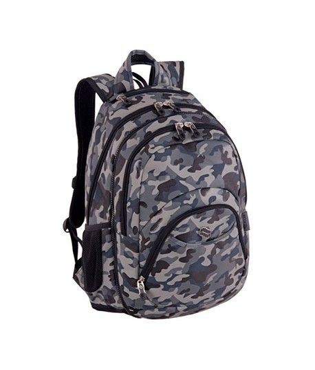 BACKPACK PULSE 2 In 1 MILITARY 120546