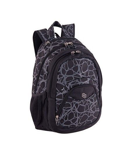 BACKPACK PULSE 2 In 1 BLACK CONFUSION 120541